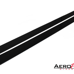 A-Spec Side Skirt Extensions (for all makes and models)