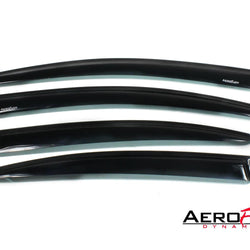 2008-2014 Subaru Wrx/Sti Window Visors ( Hatch & Sedan)