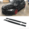 2008-2013 M3 Side Skirt Extension ( E90) - Aeroflowdynamics