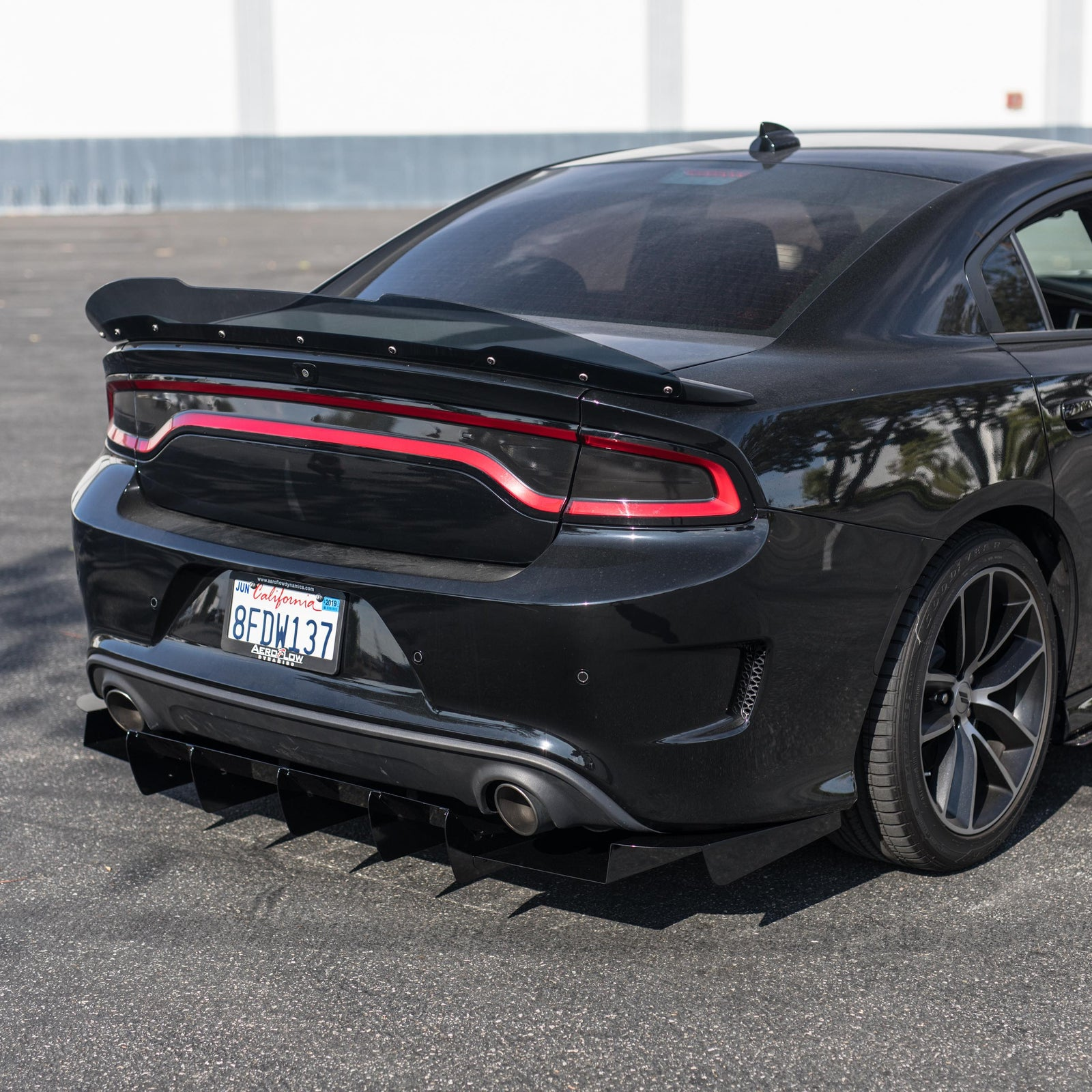 2015-2019 Dodge Charger Scatpack/ Hellcat/Daytona Rear