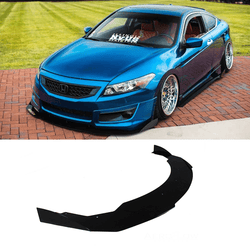 2008-2012 Honda Accord Front Splitter V2
