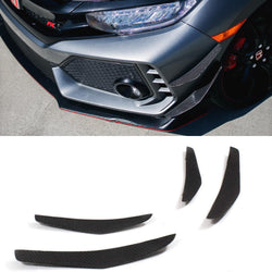 2017- 2020 Honda Civic Type R Canards V1 ( Carbon )