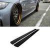 2006-2013 Bmw 328i 335i Side Skirt Extension V1 ( E90 ) - Aeroflowdynamics