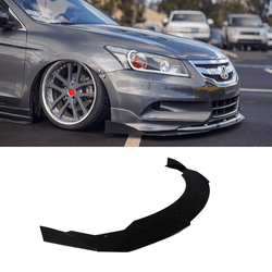 2008-2012 Honda Accord Splitter V2 ( Sedan) - Aeroflowdynamics