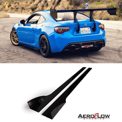 2012-2018 Frs/Brz/Gt86 Side Skirt V2 - Aeroflowdynamics