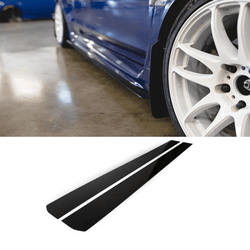 2015 - 2019 Subaru Wrx/Sti Side Skirt Extension V1 - Aeroflowdynamics