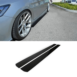 2013-2016 Honda Accord Side Skirt Extension V1  ( Sedan ) - Aeroflowdynamics