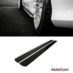 2013-2017 Honda Accord Side Skirt Extension V1 (Coupe) - Aeroflowdynamics
