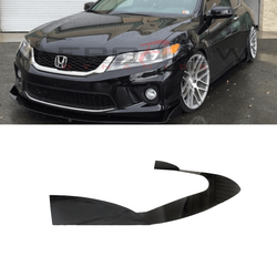 2013-2017 Honda Accord Splitter V2 ( Coupe ) - Aeroflowdynamics