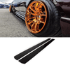 2007-2014 Mitsubishi Evox/Ralliart  Side Skirt Extension V1- Aeroflowdynamics