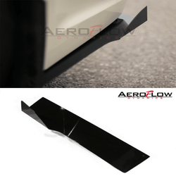 2008-2014 Subaru Wrx / Sti Rear Spat Extension V2 ( Sedan) - Aeroflowdynamics
