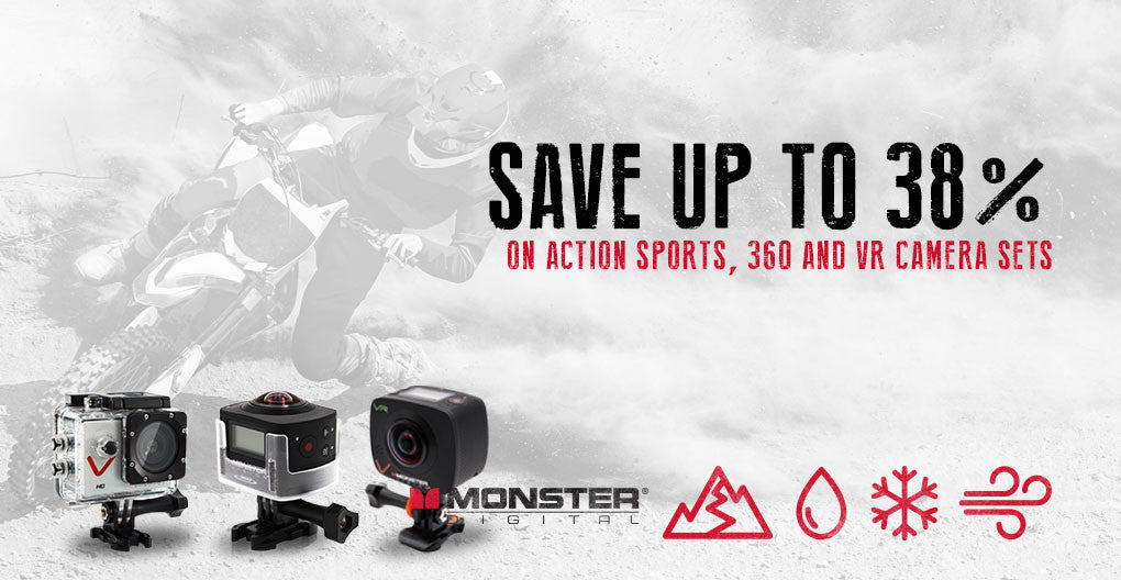 Monster Digital Slashes Prices with Monster Sale