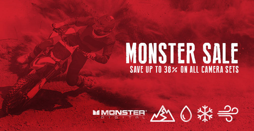 Monster Digital Offers up to 38% Off All Cameras