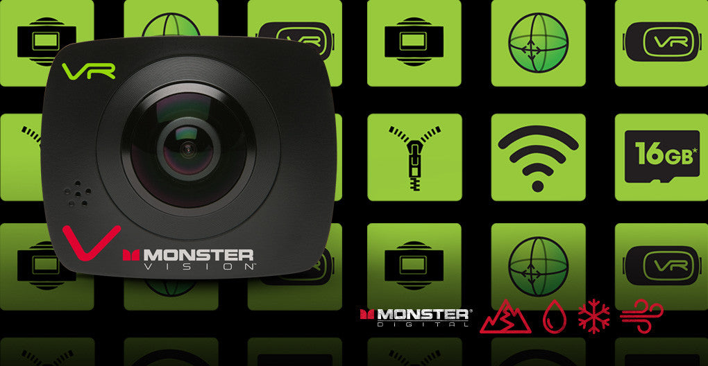 Monster Digital Vision VR Spotlight