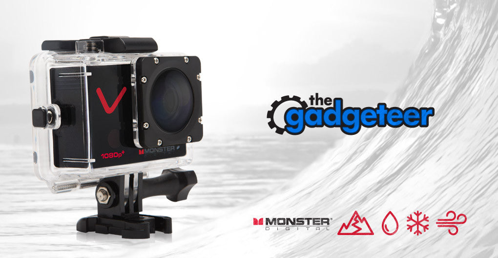 The Gadgeteer Reviews Monster Vision 1080p+