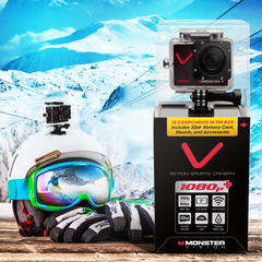 MONSTER DIGITAL® Vision HD PLUS Set
