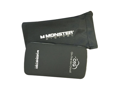 Monster Digital Travel Pouch