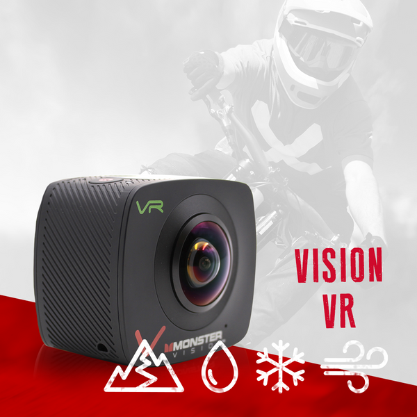 MONSTER DIGITAL® Vision VR Set
