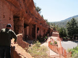 Anasazi Cliff Dwellings in CO.  Very Cool!