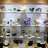 Mineral Specimens and Quartz Crystals