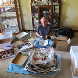 Unwrapping All The Crystals and Stones from Tucson Gem & Mineral Show