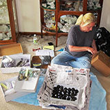 Still Unwrapping All The Goodies Tucson Gem & Mineral Show