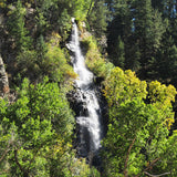 Idaho Springs, CO Waterfall