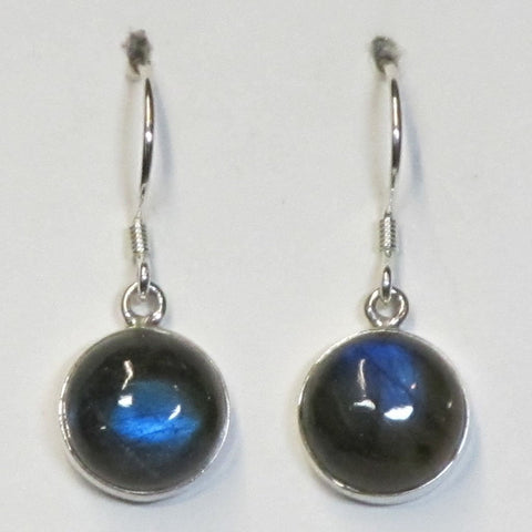 Labradorite Sterling Silver Earrings Jewelry