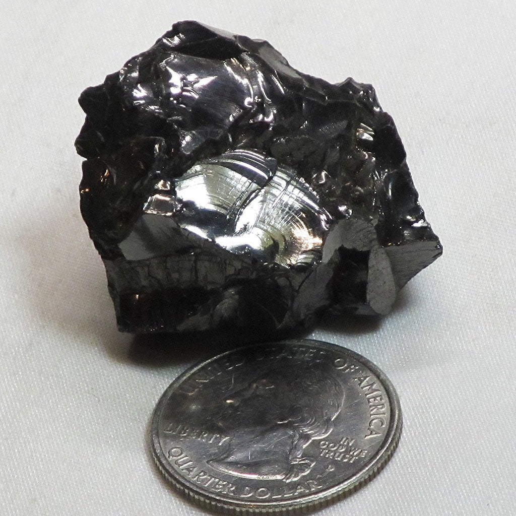 Elite Silver or Noble Shungite from Russia
