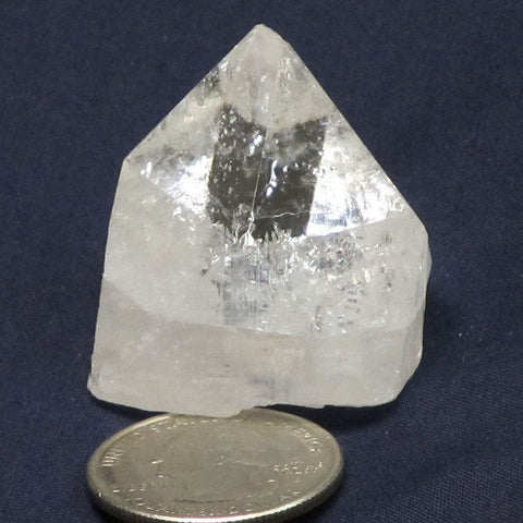 Single Apophyllite Crystal from India
