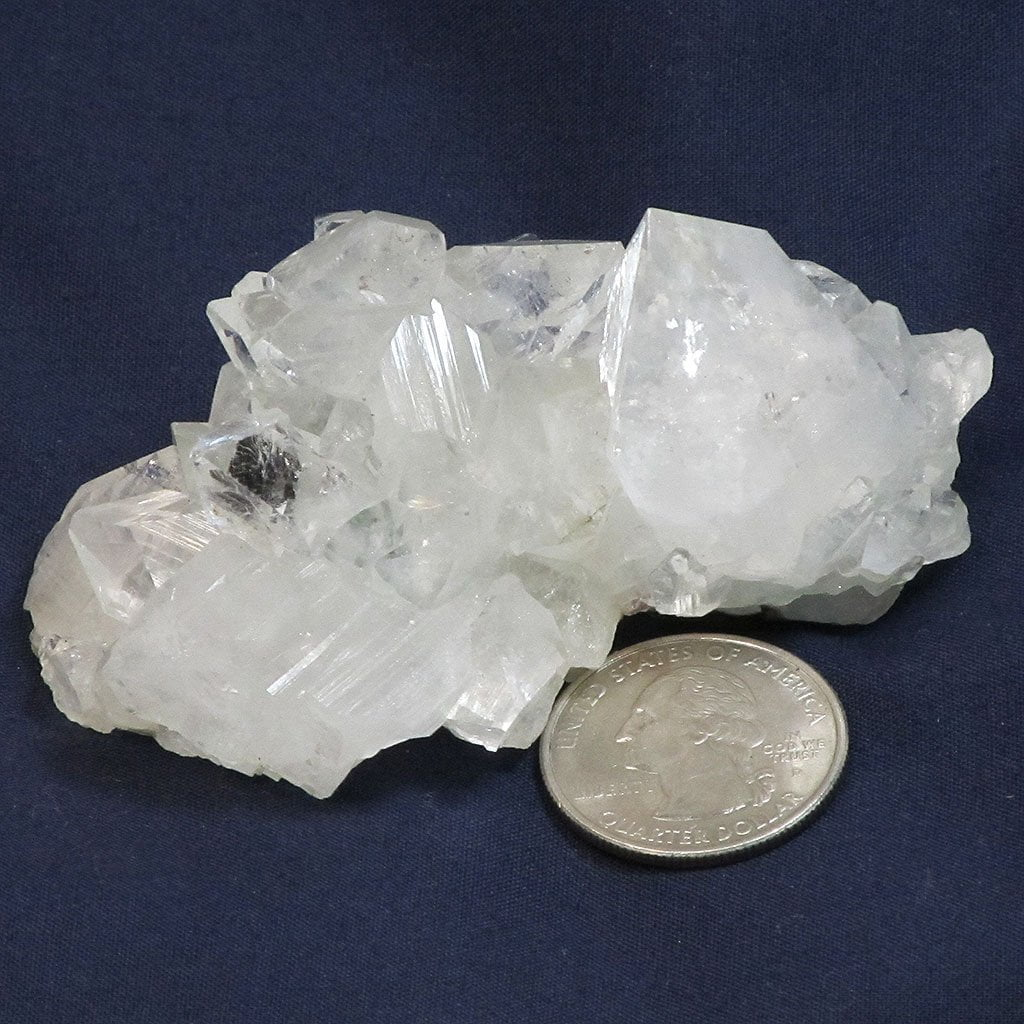 Apophyllite Cluster from India