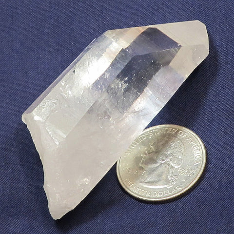 Arkansas Quartz Crystal Point | Blue Moon Crystals & Jewelry