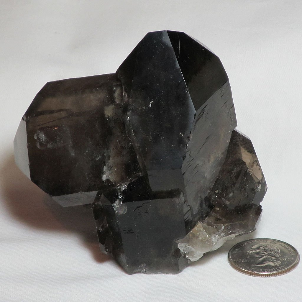 Smoky Quartz Crystal Cluster | Blue Moon Crystals & Jewelry