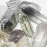 Included Quartz Crystal Points