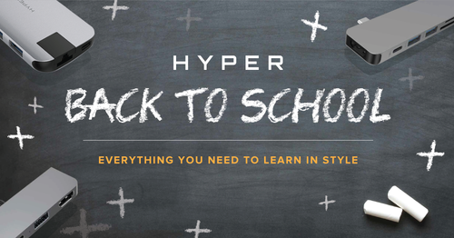 HYPER's Back to School Guide