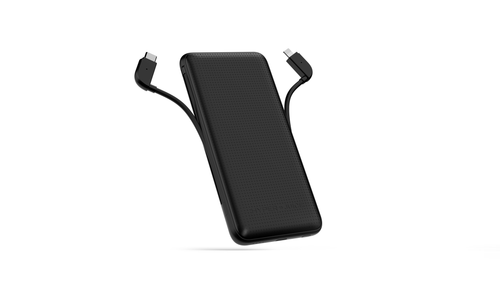 Hyper® Launches HyperJuice® 18W Lightning + USB-C Battery Pack (15000mAh)