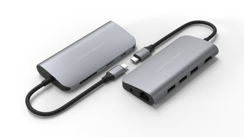 Hyper Launches New 9-in-1 USB-C Hub for iPad/MacBook Pro/Air