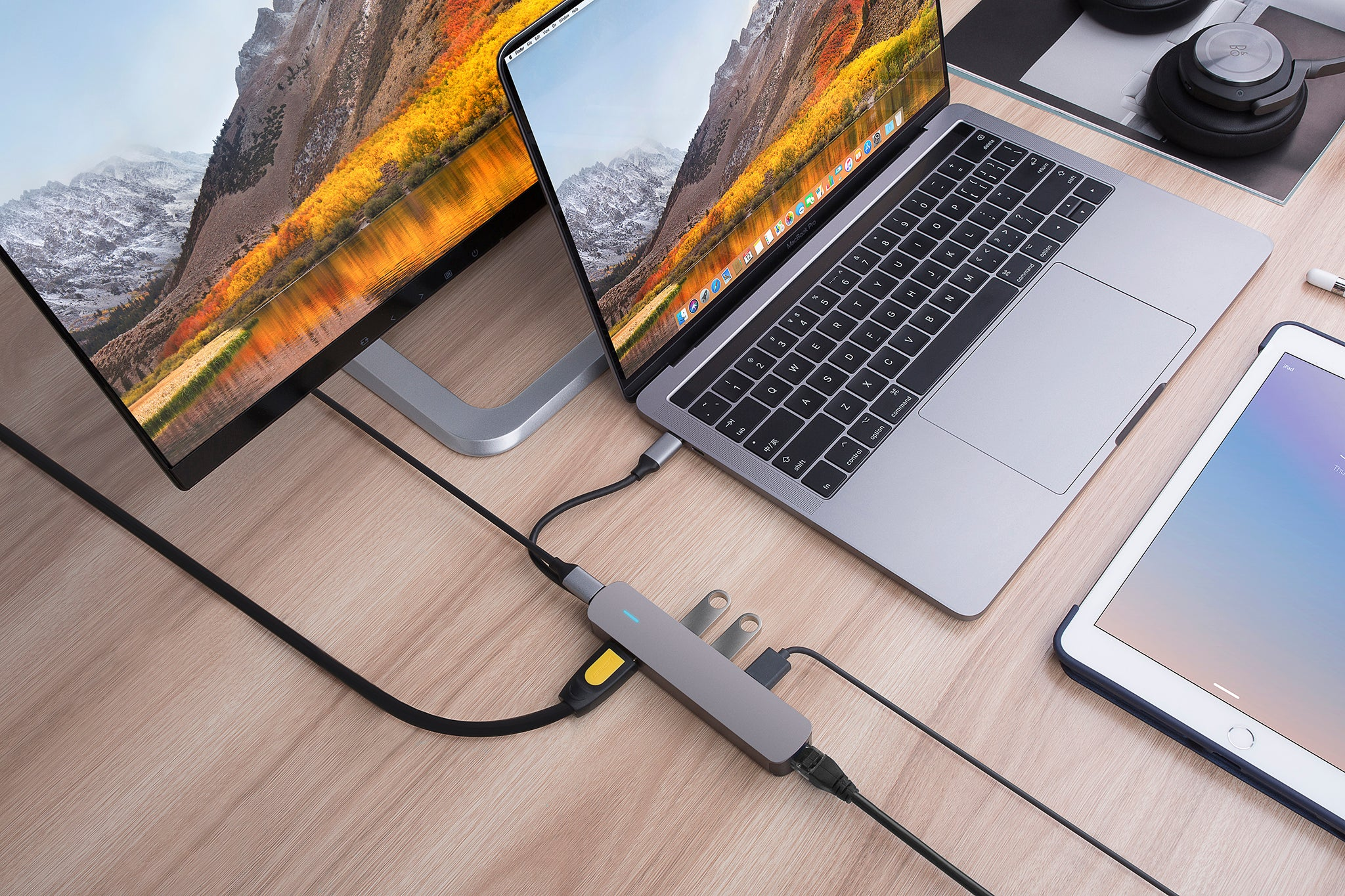 HyperDrive 6-in-1 USB-C Hub