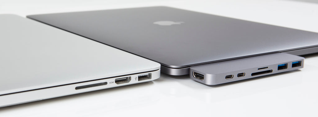 HyperDrive Thunderbolt 3 USB-C Hub for 2016 MacBook Pro