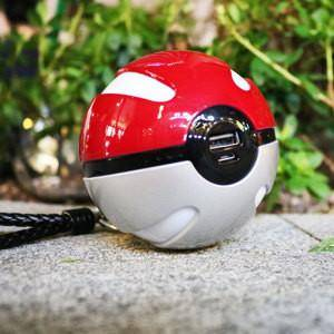 Pocket Ball USB Battery Pack — 6000mAh