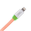 Zikko Smart LED Lightning USB Cable 1.5m / 5 feet