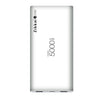 Zikko 5000mAh - World's 1st Battery Pack rechargeable via Apple Lightning (as well as micro USB)