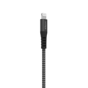 HyperDrive USB-C to Lightning Cable Lanyard (3.3 feet / 1m)