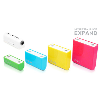 HyperJuice Expand Battery Pack , Power - HyperJuice, HyperShop  - 1