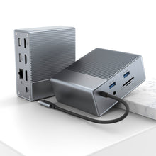 Load image into Gallery viewer, HyperDrive GEN2 12-Port USB-C Docking Station