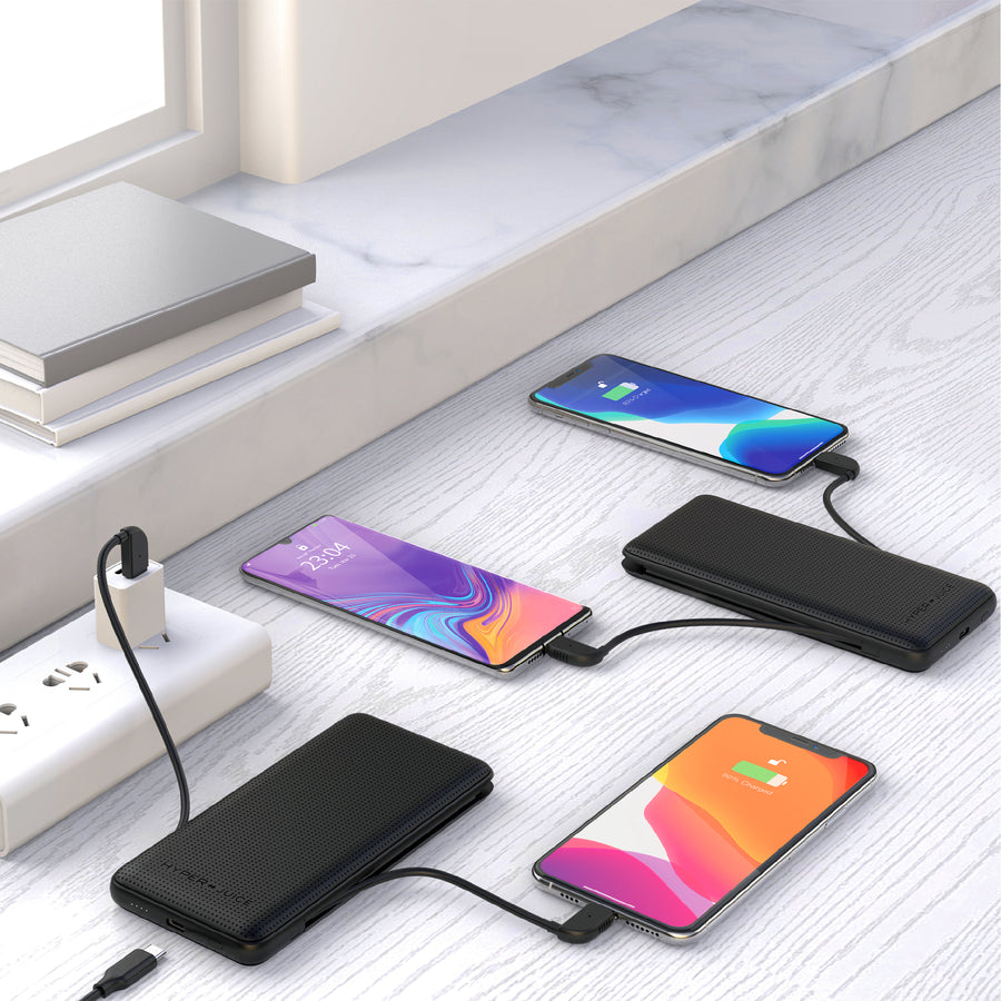 HyperJuice 18W Lightning + USB-C Battery Pack (15000mAh)