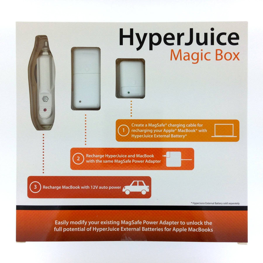 HyperJuice MagSafe MacBook Battery
