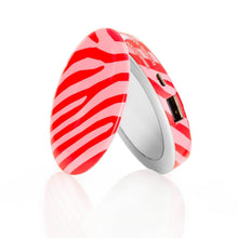 Load image into Gallery viewer, swatch-Zebra Pink