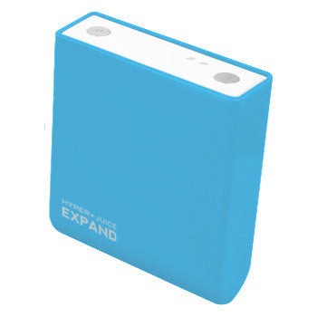 HyperJuice Expand Battery Pack 12000mAh / Blue, Power - HyperJuice, HyperShop  - 40