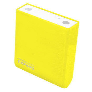 HyperJuice Expand Battery Pack 12000mAh / Yellow, Power - HyperJuice, HyperShop  - 41